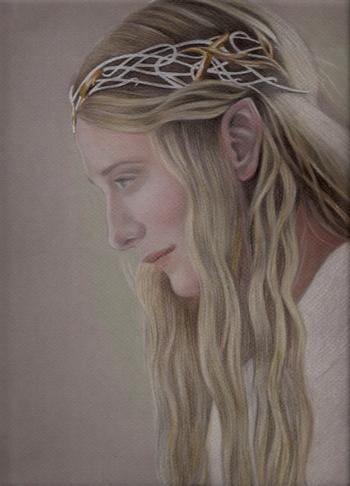 Cate Blanchett by pamelakaye